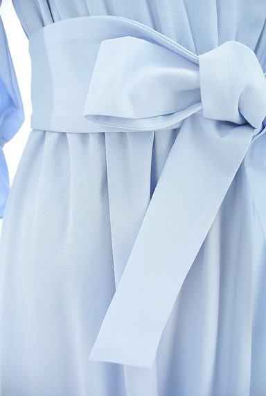 MERCURYDUO(マーキュリーデュオ)の古着「刺繍七分袖ワンピース(ワンピース・チュニック)」大画像5へ