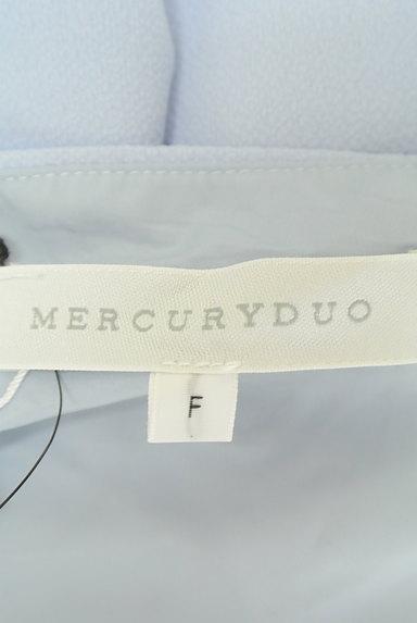 MERCURYDUO(マーキュリーデュオ)の古着「刺繍七分袖ワンピース(ワンピース・チュニック)」大画像6へ