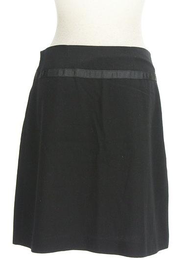 KOOKAI(クーカイ)の古着「サイドスリット+タックミニスカート(ミニスカート)」大画像2へ