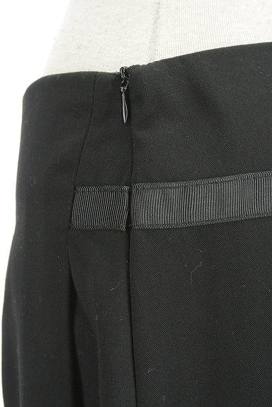 KOOKAI(クーカイ)の古着「サイドスリット+タックミニスカート(ミニスカート)」大画像4へ