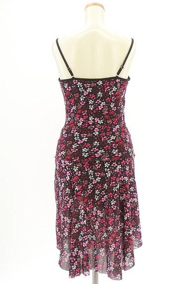 KOOKAI(クーカイ)の古着「花柄シフォンキャミセットアップ(セットアップ(ジャケット+スカート))」大画像2へ