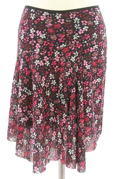 KOOKAI(クーカイ)の古着「花柄シフォンキャミセットアップ(セットアップ(ジャケット+スカート))」大画像5へ