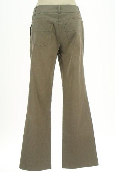 KOOKAI(クーカイ)の古着「ストライプ柄ブーツカットパンツ(パンツ)」大画像2へ