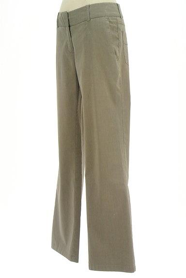 KOOKAI(クーカイ)の古着「ストライプ柄ブーツカットパンツ(パンツ)」大画像3へ