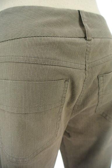 KOOKAI(クーカイ)の古着「ストライプ柄ブーツカットパンツ(パンツ)」大画像5へ