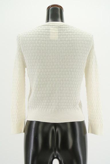ANAYI(アナイ)の古着「立体編みカーディガン(カーディガン・ボレロ)」大画像2へ