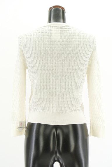 ANAYI(アナイ)の古着「立体編みカーディガン(カーディガン・ボレロ)」大画像4へ