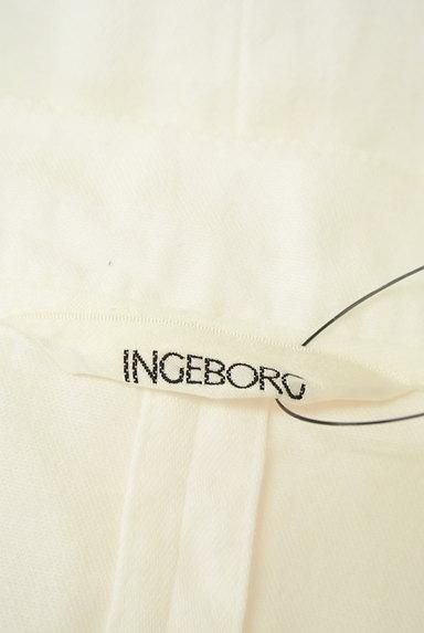 INGEBORG(インゲボルグ)の古着「フリルコットンジャケット(ジャケット)」大画像6へ