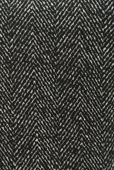COUP DE CHANCE(クードシャンス)の古着「ヘリンボーン柄タックフレアワンピース(ワンピース・チュニック)」大画像5へ