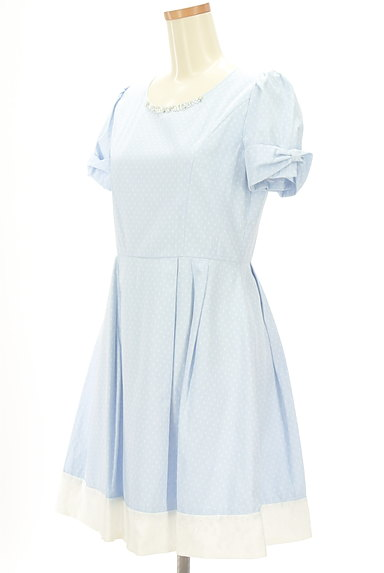 LODISPOTTO(ロディスポット)の古着「装飾裾レースワンピース(ワンピース・チュニック)」大画像3へ
