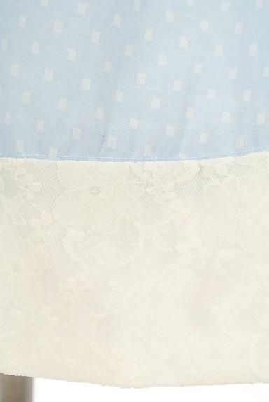 LODISPOTTO(ロディスポット)の古着「装飾裾レースワンピース(ワンピース・チュニック)」大画像5へ