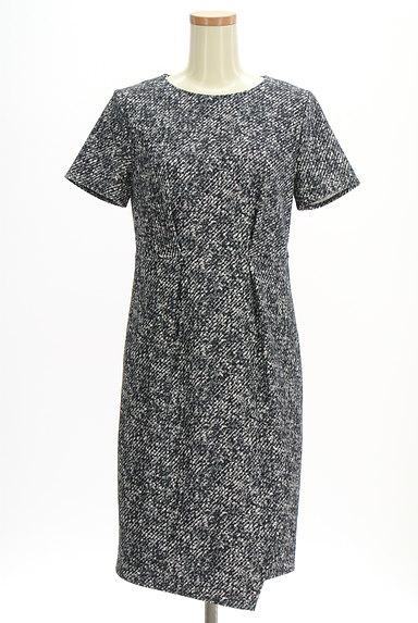 LAUTREAMONT(ロートレアモン)の古着「タックタイトワンピース(ワンピース・チュニック)」大画像1へ