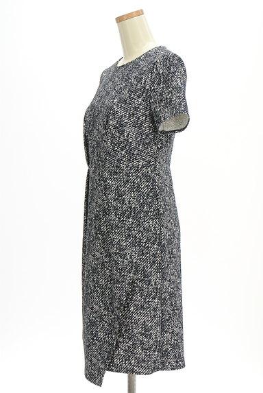 LAUTREAMONT(ロートレアモン)の古着「タックタイトワンピース(ワンピース・チュニック)」大画像3へ
