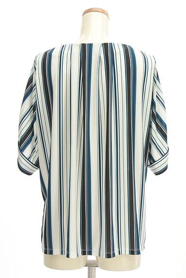 LAUTREAMONT(ロートレアモン)の古着「ボリューム袖シフォンブラウス(カットソー・プルオーバー)」大画像2へ