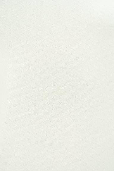 LAUTREAMONT(ロートレアモン)の古着「袖口レースドルマンシフォンブラウス(カットソー・プルオーバー)」大画像5へ