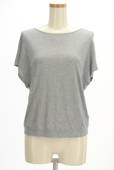 LAUTREAMONT(ロートレアモン)の古着「袖ニットカットソー(カットソー・プルオーバー)」大画像1へ