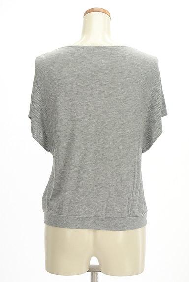 LAUTREAMONT(ロートレアモン)の古着「袖ニットカットソー(カットソー・プルオーバー)」大画像2へ