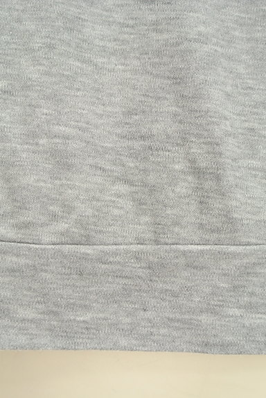 LAUTREAMONT(ロートレアモン)の古着「袖ニットカットソー(カットソー・プルオーバー)」大画像5へ