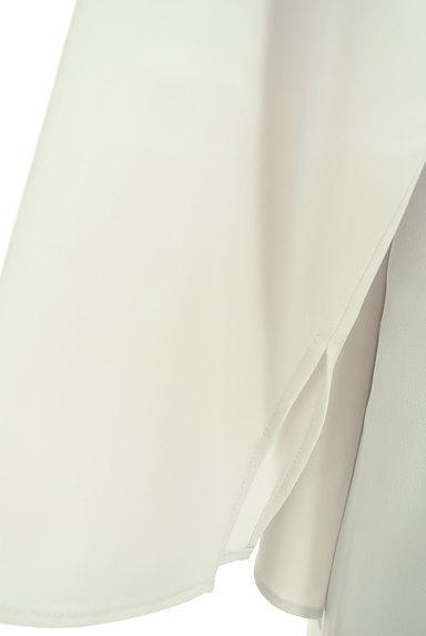 LAUTREAMONT(ロートレアモン)の古着「レイヤード風シフォンブラウス(カットソー・プルオーバー)」大画像4へ