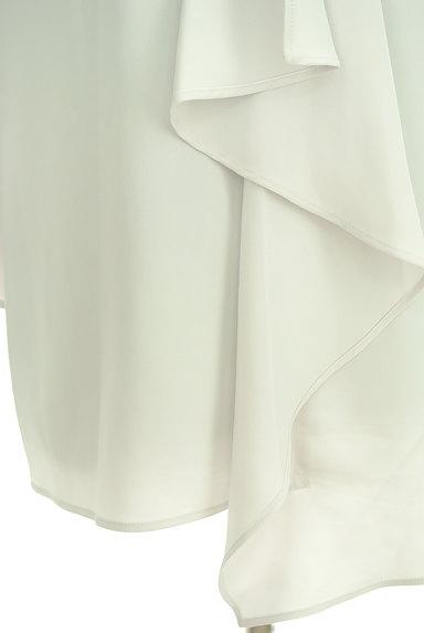 LAUTREAMONT(ロートレアモン)の古着「レイヤード風シフォンブラウス(カットソー・プルオーバー)」大画像5へ