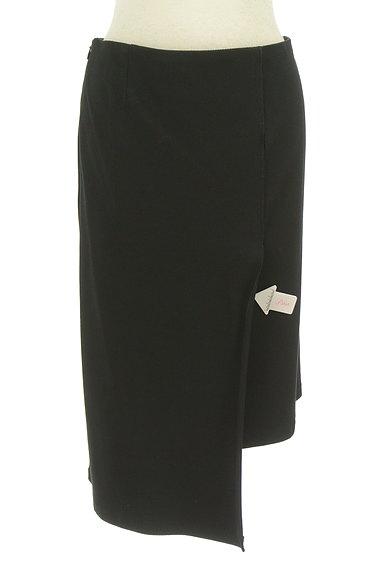ARTISAN(アルチザン)の古着「アシンメトリータイトスカート(スカート)」大画像4へ