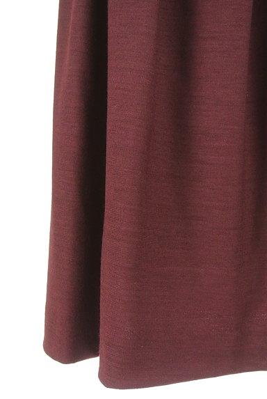 COMME CA DU MODE(コムサデモード)の古着「コードベルト付きタックフレアスカート(スカート)」大画像5へ