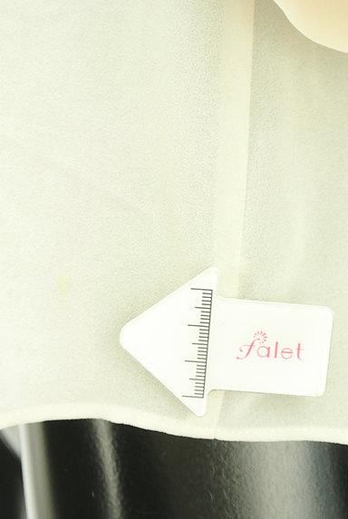 Abahouse Devinette(アバハウスドゥヴィネット)の古着「七分袖タックシフォンブラウス(カットソー・プルオーバー)」大画像5へ