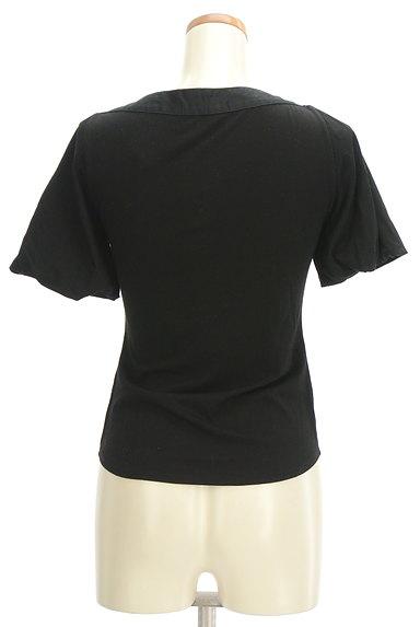 5351 POUR LES FEMMES(5351プーラ・ファム)の古着「パフスリーブデザイントップス(カットソー・プルオーバー)」大画像2へ