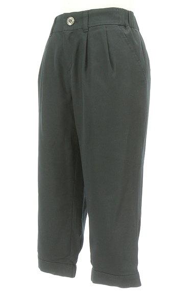 UNTITLED(アンタイトル)の古着「シンプルクロップドパンツ(パンツ)」大画像3へ