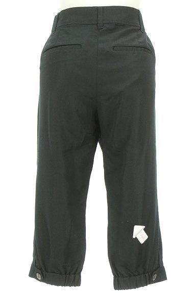 UNTITLED(アンタイトル)の古着「シンプルクロップドパンツ(パンツ)」大画像4へ