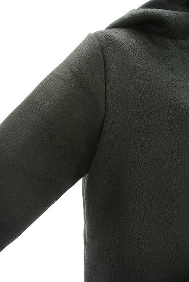 antiqua(アンティカ)の古着「フード付きロングウールコート(コート)」大画像5へ