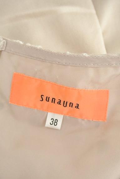 SunaUna(スーナウーナ)の古着「カットワークレースフレンチワンピース(ワンピース・チュニック)」大画像6へ