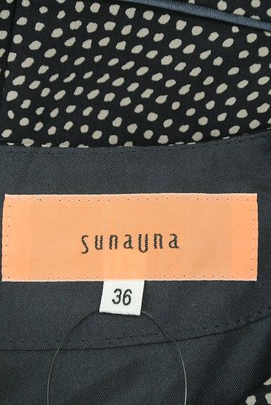 SunaUna(スーナウーナ)の古着「シフォン総柄ワンピース(ワンピース・チュニック)」大画像6へ