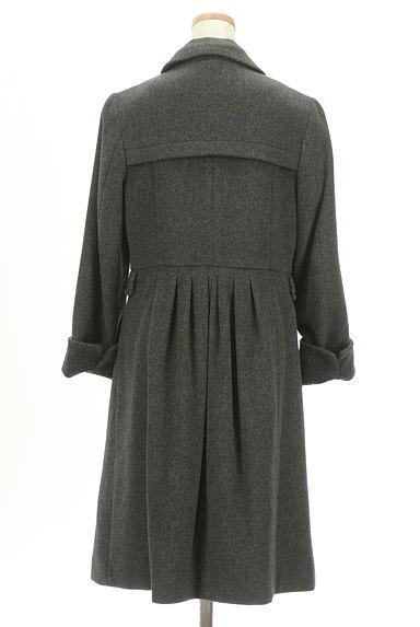 SunaUna(スーナウーナ)の古着「バックフレアロングウールコート(コート)」大画像5へ