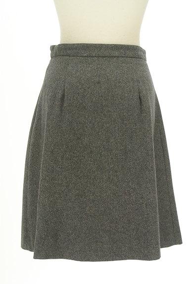 PROPORTION BODY DRESSING(プロポーションボディ ドレッシング)の古着「シフォンプリーツスリットフレアスカート(ミニスカート)」大画像2へ