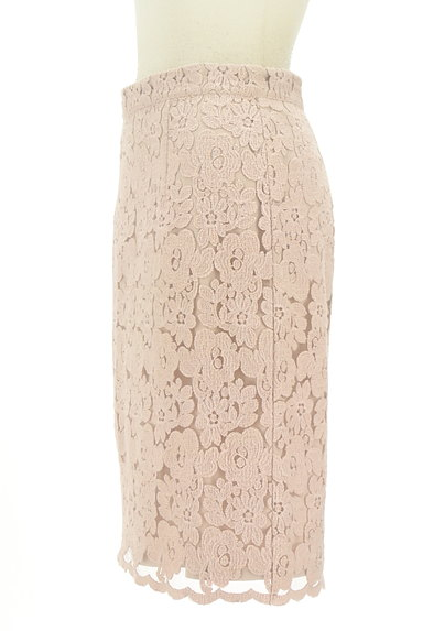 PROPORTION BODY DRESSING(プロポーションボディ ドレッシング)の古着「総レースタイトスカート(スカート)」大画像3へ