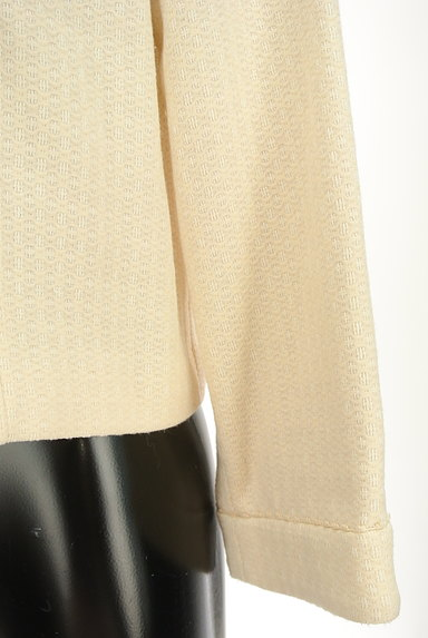 Jocomomola(ホコモモラ)の古着「ラウンドヘムピコレースジャケット(ジャケット)」大画像5へ
