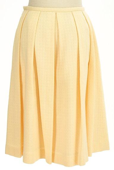 Jocomomola(ホコモモラ)の古着「ワイドプリーツミモレスカート(スカート)」大画像2へ