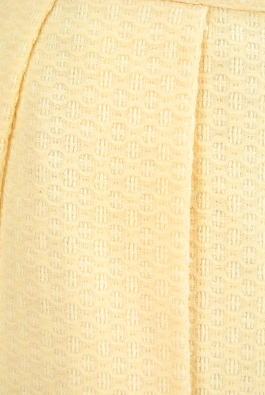 Jocomomola(ホコモモラ)の古着「ワイドプリーツミモレスカート(スカート)」大画像4へ