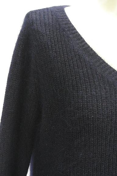 PROPORTION BODY DRESSING(プロポーションボディ ドレッシング)の古着「Vネックロングニット(ニット)」大画像4へ
