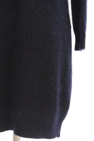 PROPORTION BODY DRESSING(プロポーションボディ ドレッシング)の古着「Vネックロングニット(ニット)」大画像5へ