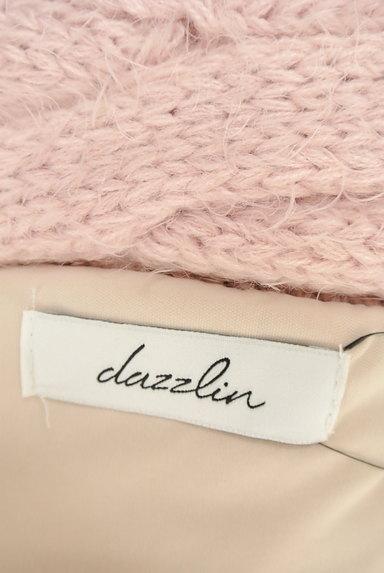 dazzlin(ダズリン)の古着「ケーブル編みワイドカーディガン(カーディガン・ボレロ)」大画像6へ