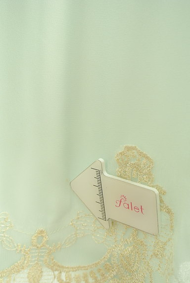 LODISPOTTO(ロディスポット)の古着「裾レースティアードワンピース(ワンピース・チュニック)」大画像5へ