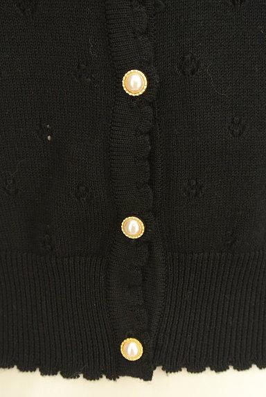 LODISPOTTO(ロディスポット)の古着「コンパクトニットカーディガン(カーディガン・ボレロ)」大画像5へ
