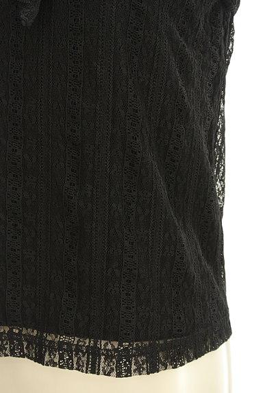 SLY(スライ)の古着「シアーフリルレースカットソー(カットソー・プルオーバー)」大画像5へ