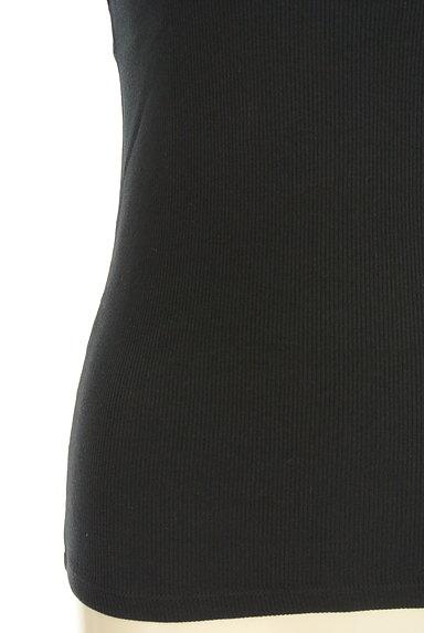 SLY(スライ)の古着「ハイネックタイトリブカットソー(カットソー・プルオーバー)」大画像5へ
