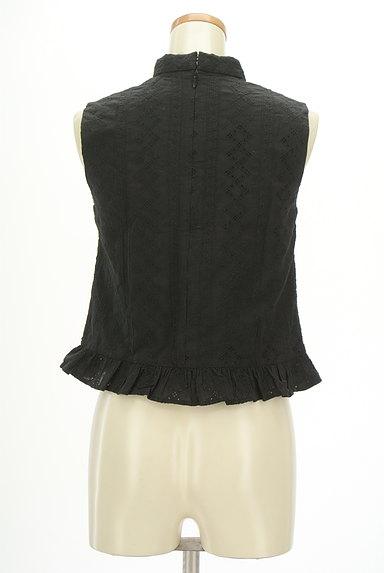 SLY(スライ)の古着「裾フリルレースハイネックカットソー(カットソー・プルオーバー)」大画像2へ