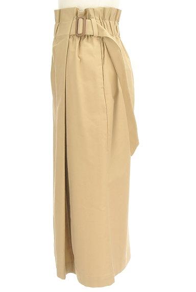 PLST(プラステ)の古着「ラップ風ハイウエストロングスカート(ロングスカート・マキシスカート)」大画像3へ