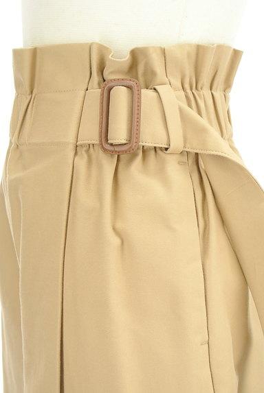 PLST(プラステ)の古着「ラップ風ハイウエストロングスカート(ロングスカート・マキシスカート)」大画像4へ