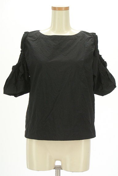 ROSE BUD(ローズバッド)の古着「袖開きデザインカットソー(カットソー・プルオーバー)」大画像1へ